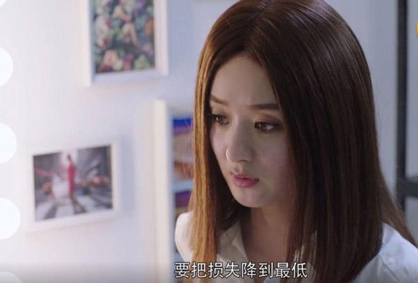 Bộ tóc giả của Triệu Lệ Dĩnh trở thành đề tài được quan tâm nhất.