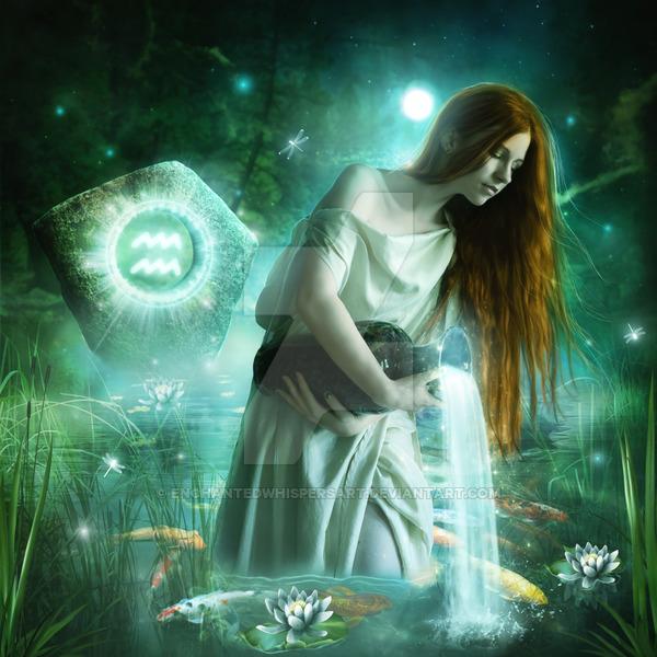 Bộ ảnh chân dung huyền ảo về 12 chòm sao - 10