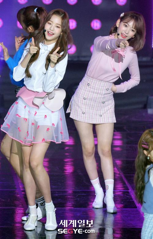 Chủ đề Jang Won Young - Sakura: ai đẹp hơn vẫn được netizen Hàn và quốc tếtranh luận sôi nổi. Trong khi nhiều fan Hàn bày tỏ sự ủng hộ tới nữ idol 15 tuổi thì nhiều fan quốc tế hướng về bé đào đến từ Nhật Bản.