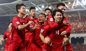 Công Phượng - Anh Đức tỏa sáng, Việt Nam thắng Malaysia 2-0