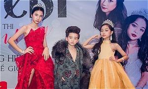 Mẫu nhí Việt giành nhiều giải thưởng tại Luxury Brand Model Awards 2018