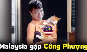 Thất bại 0-2, Malaysia bị chế ảnh 'thắng làm vua, thua ngồi im thin thít'