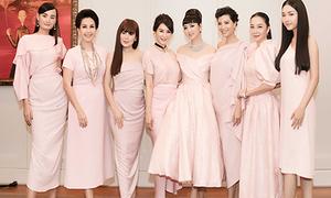 Dress code chứng minh độ chất chơi khi tụ tập của các hội chị em Vbiz