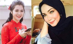 Những cô vợ xinh hút hồn của tuyển thủ Việt Nam và Malaysia