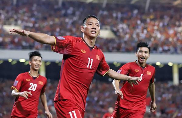 Cầu thủ Nguyễn Anh Đức.
