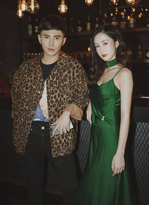 Jun Vũ và Will gần đây rất thân thiết, thường xuyên sóng đôi dự các sự kiện.
