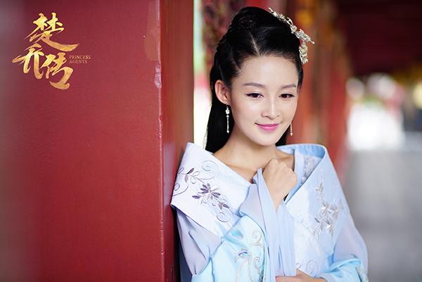 5 nàng công chúa đẹp nghiêng nước nghiêng thành trên màn ảnh Hoa ngữ - 2