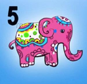 Trắc nghiệm: Chọn một chú voi sắc màu để khám phá tính cách của bạn - 4