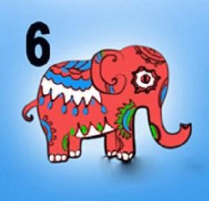 Trắc nghiệm: Chọn một chú voi sắc màu để khám phá tính cách của bạn - 5