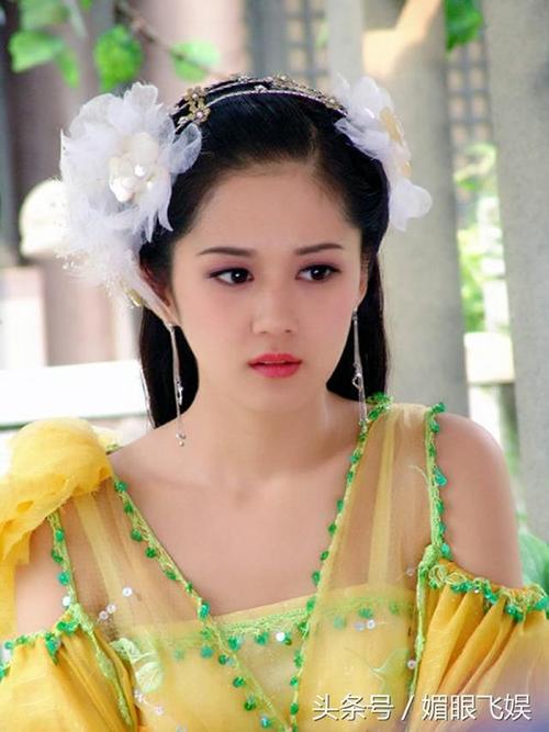 5 nàng công chúa đẹp nghiêng nước nghiêng thành trên màn ảnh Hoa ngữ - 4