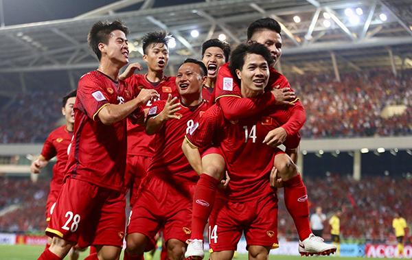 Tuyển bóng đá Việt Nam đang có chuỗi bất bại dài nhất thế giới - 1