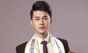 Đại diện Việt Nam loay hoay dùng Google dịch để ứng xử tại cuộc thi nam vương