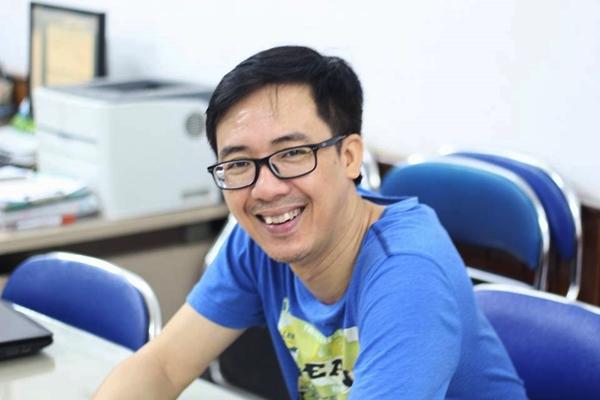 Thầy giáo Đào Tuấn Đạt.