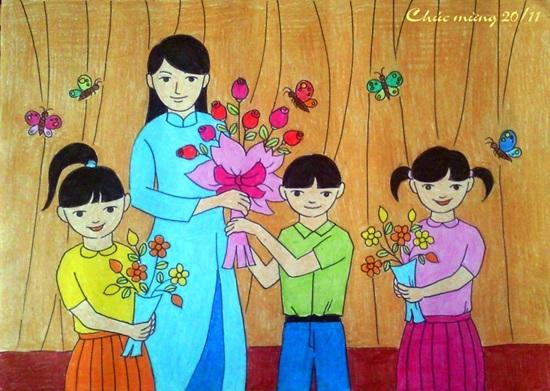 Bạn biết gì về Ngày Nhà giáo Việt Nam 20/11? - 4
