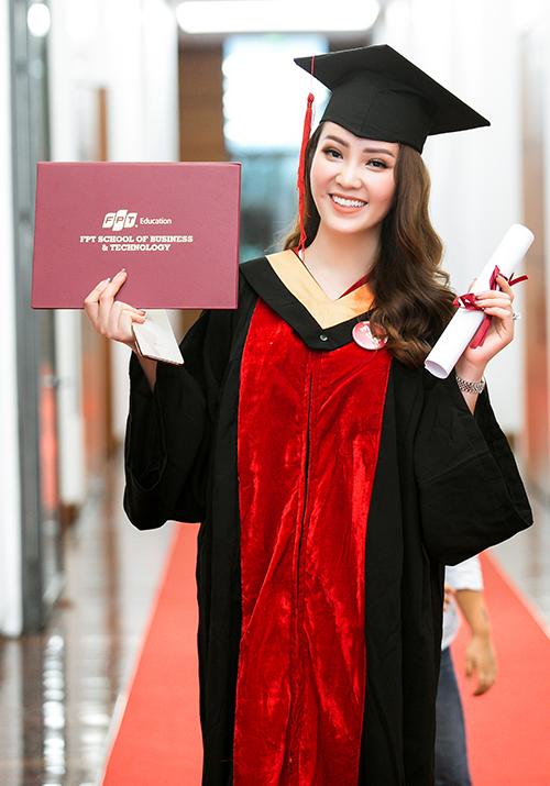 5 hoa hậu, á hậu Việt Nam đã nhận bằng thạc sĩ