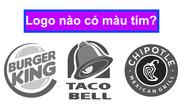 Đọ trí nhớ màu sắc logo các thương hiệu