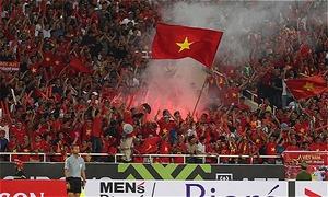 AFF: Myanmar cảnh báo CĐV Việt Nam không nên tìm mọi cách để vào sân