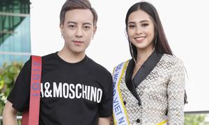 Stylist Mạch Huy: '70 bộ Tiểu Vy mặc ở Miss World không đụng hàng với bất cứ ai'