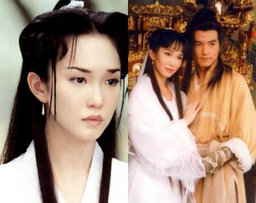 Đặc biệt, vai diễn Tiểu Long Nữ trong Thần điêu đại hiệp của Phạm Văn Phương, đóng cùng ông xã Lý Minh Thuận luôn được xem như một trong những Tiểu Long Nữ nổi tiếng của màn ảnh. Cô có vẻ ngoài thoát tục, vừa lạnh lùng nhưng cũng rất đáng yêu.