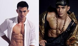 Body 'cực phẩm' của chàng mẫu Việt vào mắt xanh hãng thời trang Moschino