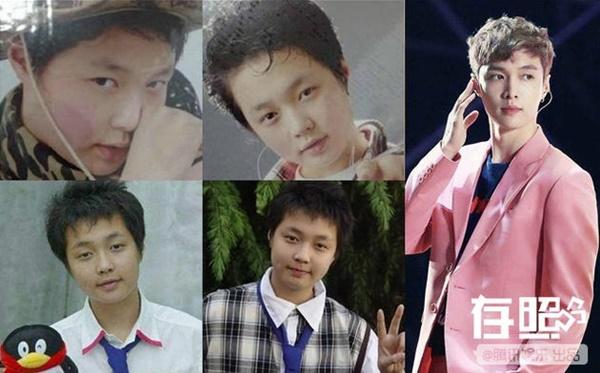 Trương Nghệ Hưng là một tấm gương giảm cân, nâng tầm nhan sắc cho các fan noi theo.