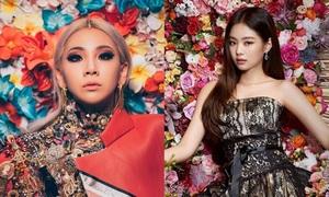 Cùng một concept, fan tranh cãi xem CL hay Jennie mới là 'nữ hoàng'