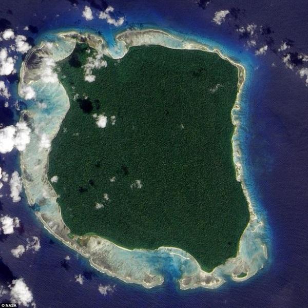 Hòn đảo Sentinel bí ẩn tọa lạc giữa Ấn Độ Dương.