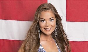 Nhan sắc người đẹp khuyết tật Đan Mạch tại Miss Supranational 2018