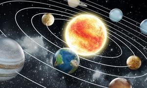 Vũ trụ bao la, bạn có biết Hệ Mặt Trời như thế nào?