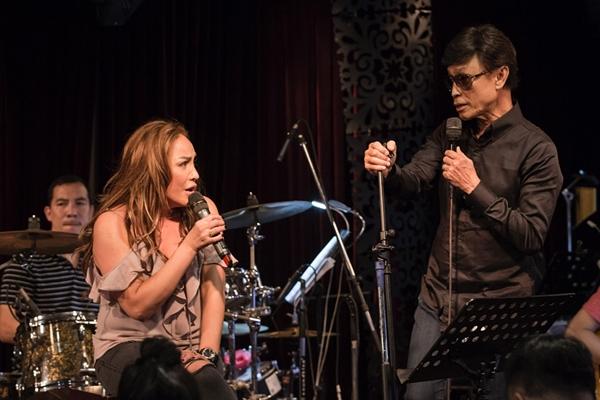 Ngoài Mỹ Tâm, Hà Anh Tuấn, đêm nhạc còn có sự tham gia của danh ca Thanh Hà và Tuấn Ngọc. Đêm nhạc sẽ diễn ra 3 đêm liên tục, từ 23 - 25/11 tại TP HCM.