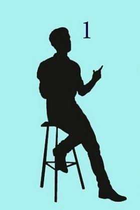 Trắc nghiệm: Hé lộ nét cá tính riêng của bạn qua hình dáng người đàn ông - 1