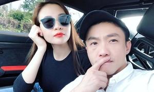 Cường Đô La - Đàm Thu Trang: 'Anh chị đang kiếm tiền và chắc chắn cưới'