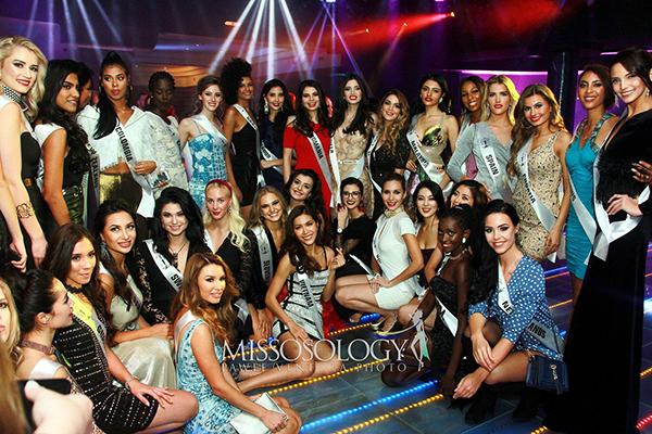 Hoa hậu Siêu quốc gia lần đầu được tổ chức vào năm 2009 tại thành phố Płock, Ba Lan với sự tham dự của 40 thí sinh. Đến nay, số lượng người đẹp dự thi đã tăng lên gấp đôi, được đánh giá là một trong 6 đấu trường nhan sắc lớn nhất thế giới. Đêm chung kết lần thứ 10 diễn ra vào tối 7/12.