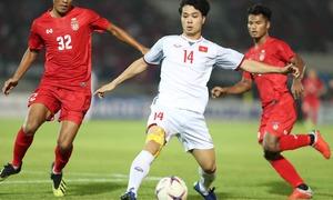 Những pha ghi bàn của Việt Nam tại AFF Cup