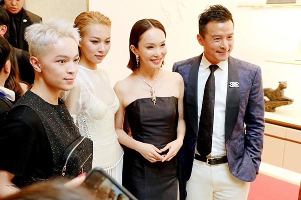 Sự kiện quy tụ hàng loạt ngôi sao đình đám như nam tài tử Hàn Quốc  Bi Rain, cặp đôi Dương Quá Lý Minh Thuận và Cô Long Phạm Văn Phương cùng nhiều gương mặt nổi tiếng khắp khu vực châu Á.