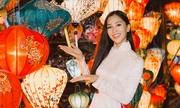 Tiểu Vy như mang cả Hội An đầy màu sắc đến Miss World