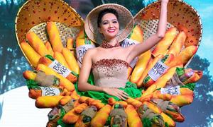 'Bánh mì' của H'Hen Niê: Việt Nam chê bai, nước ngoài khen hết lời
