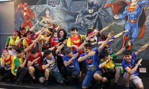 Hàng nghìn tín đồ DC cosplay thành 'siêu anh hùng' đẹp mắt