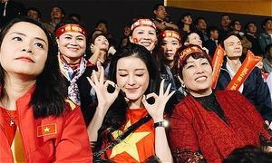 Đoán đúng tỷ số Việt Nam - Campuchia, Huyền My được khen 'cô tiên may mắn'