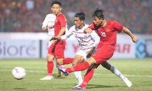 'Siêu phẩm' của Văn Đức áp đảo top 4 bàn thắng đẹp lượt trận cuối vòng loại