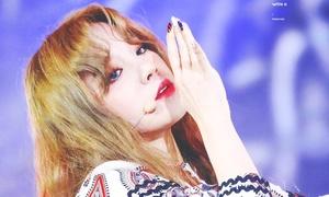Nữ idol được gọi là 'công chúa tóc vàng' thế hệ mới của Kpop