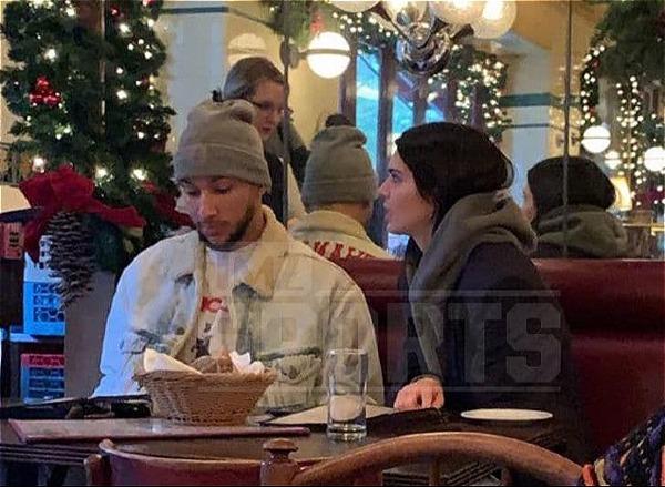 Kendall không phải là cô bạn gái may mắn, TMZ giật title sau khi đội của Ben thua  Cleveland Cavaliers. Sau trận đấu, cặp đôi đã cùng nhau dùng bữa tại một nhà hàng Pháp trong tâm trạng không mấy vui vẻ.