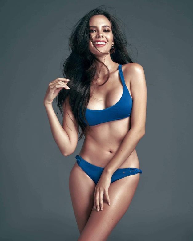 <p> Mới đây, Missosology - chuyên trang nhan sắc hàng đầu thế giới - dự đoán đại diện Philippines sẽ giành được ngôi vị Á hậu 2. Chuyên trang này nhận xét,Catriona Grey có lợi thế gương mặt xinh xắn, hình thể đẹp và khả năng catwalk tự tin.</p>