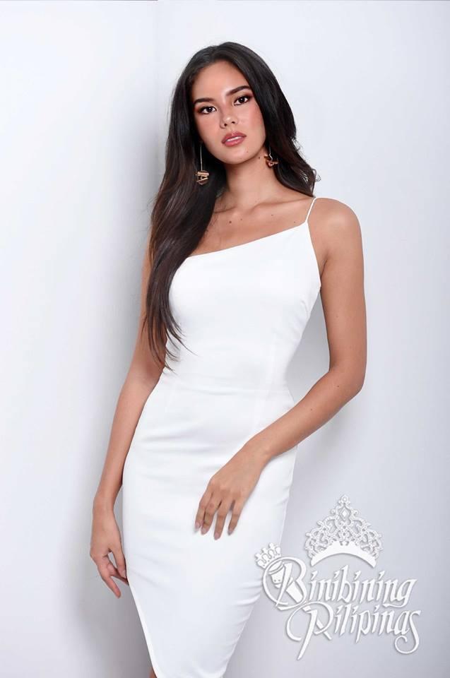 <p> Nếu Catriona Grey giành được vương miện Hoa hậu Hoàn vũ 2018, cô sẽ là nhan sắc Philippines thứ tư mang về chiến thắng cho quê nhà. Trước đó, danh hiệu thuộc về các người đẹp: Gloria Diaz (1969), Margie Moran (1973) và Pia Wurtzbach (2015).</p>