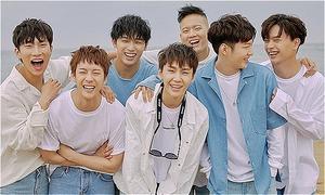 Nhóm nhạc Hàn BTOB và EXID tham gia đại nhạc hội tại Việt Nam