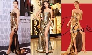 3 mỹ nhân Việt đụng váy: Ai mặc đẹp hơn?