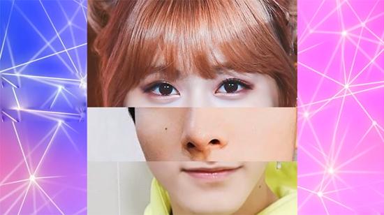 Nhận dạng idol Hàn qua mắt, mũi, miệng - 9