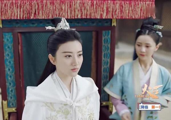 Cảnh Điềm đã quay trở lại đóng phim truyền hình.