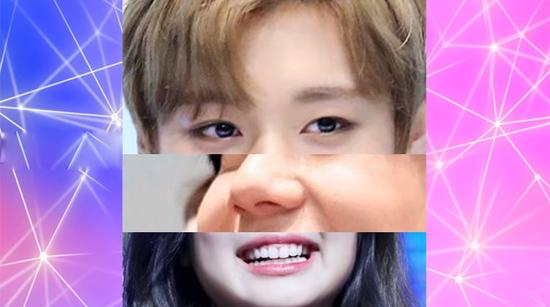 Nhận dạng idol Hàn qua mắt, mũi, miệng - 1
