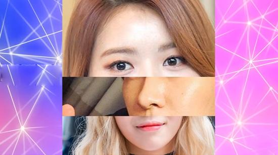 Nhận dạng idol Hàn qua mắt, mũi, miệng - 4
